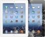 iPad 3/4 Touchscreen reparatie wit/zwart