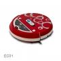 AGAiT E-Clean Robot Stofzuiger EC01 rood