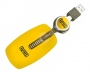Sweex Notebook Optical Mouse Mellow Yellow